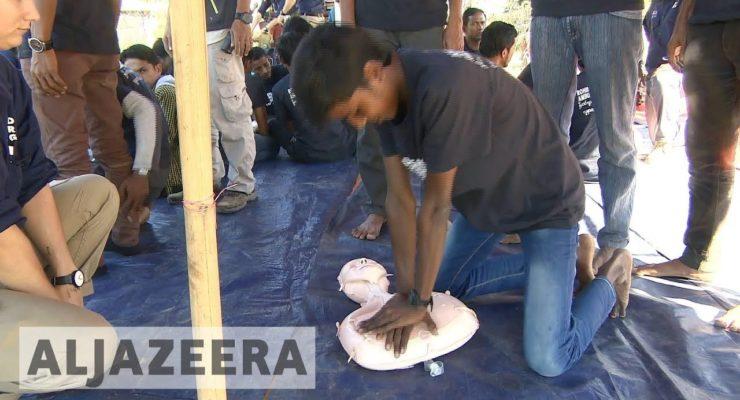 Ethnically Cleansed Burmese Rohingya reach 600,000 in Bangladesh Camps