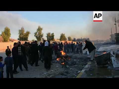 Iraqi Kurdish Leaders' No-Good very Bad Year