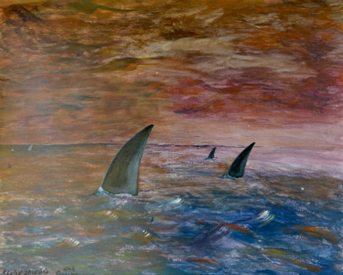 The Art of Keeping Guantanamo Open: The Uncharged, Untried and their Paintings