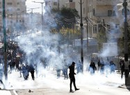 Over 50 injured in Trump-caused in clashes across Palestinian territory