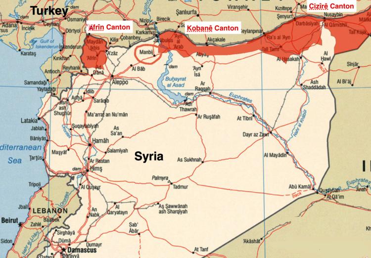 Syria: Turkey Begins Military Operation against US-Allied ...
