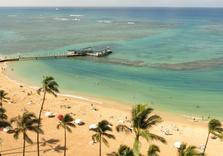Impeachable Offense?  Trump golfs while Hawaiians endure Nuclear Panic