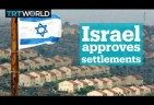 Israel approves $230m for settler only roads in West Bank