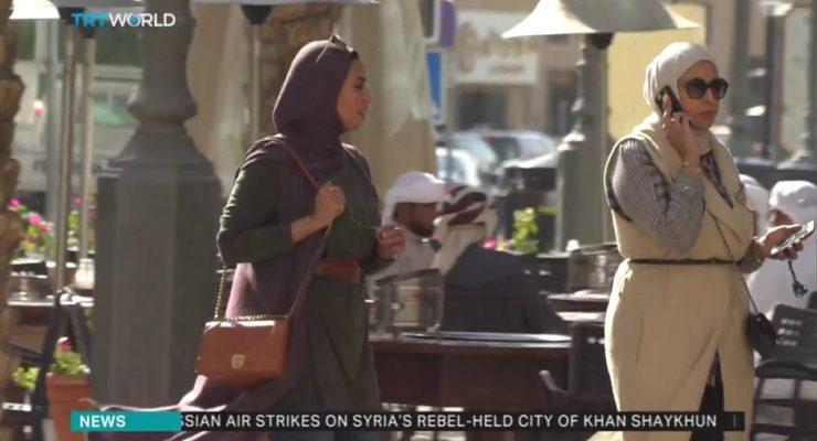Rouhani: Iran won't allow unfair pressure on Qatar