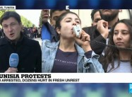 Tunisia: Austerity Protests roil Birthplace of Arab Spring