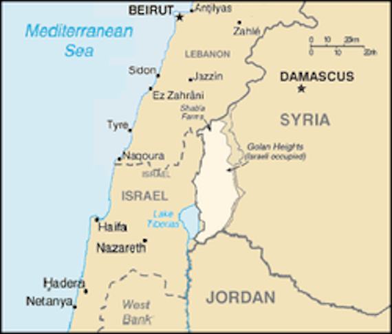 250px-Golan_Heights_Map