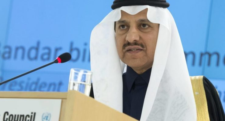 Saudi Arabia, UN Human Rights Council Member, Continues Rights Crackdown
