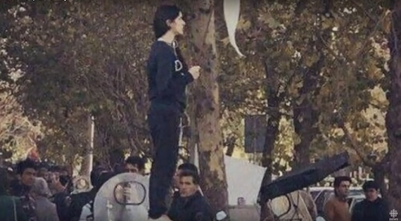 Why Iranians are Really protesting Compulsory Veiling Laws