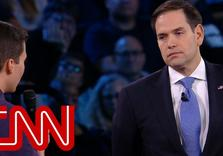 Marco Rubio dismisses High-School Shooting Survivors as out of Mainstream