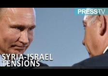 Russia warns Israel on Syria strikes, danger to Russian Troops