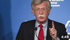 """Let's call Bolton what he is, a War Criminal with Terrorist Ties, not just """"Hawkish"""""""