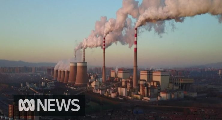 China met Carbon Intensity Goals 3 Years Early, but it Isn't Nearly Enough