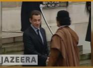 French Ex-President Sarkozy arrested over Libya Campaign money Charges