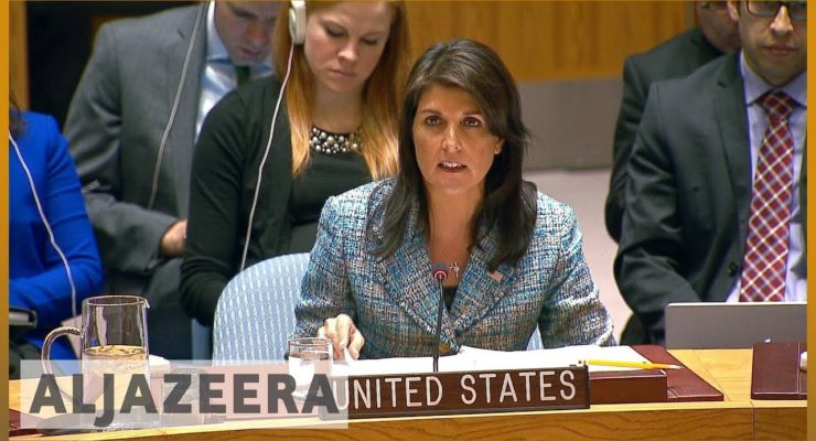 How Trump is losing in Syria & why Haley is Posturing