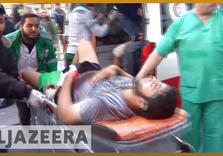 Gaza: Hundreds Wounded by live fire as Israeli Snipers Shot protesters in Back & while Prayer