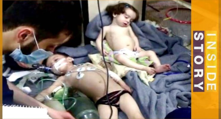 If the world doesn't stop Chemical Massacres at Syria, who is Next?