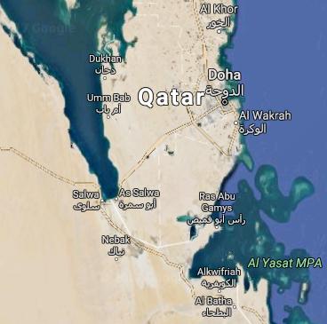 Geographical Warfare?: Saudi plans to make Qatar an Island