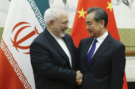 China picking up Iran Gas Deal Trump forced France's Total to Give Up… In Yuan, not Dollars