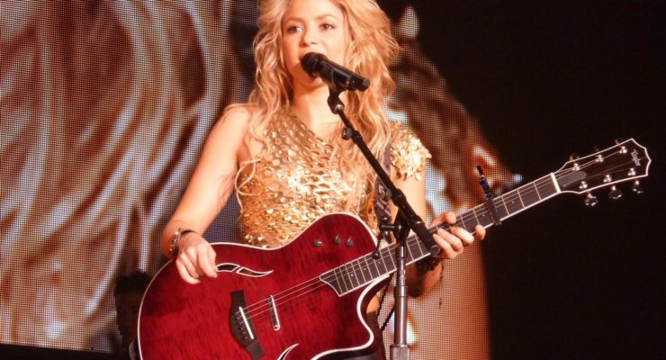 Rumors of Shakira Israel Concert Cancellation called Incorrect