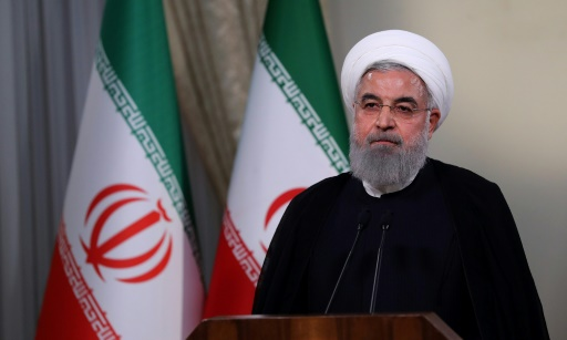 Iran's Rouhani:  Will watch Russia, China and Europe in deciding on Nuclear Program