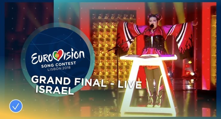 Israel wins Eurovision with #MeToo inspired song