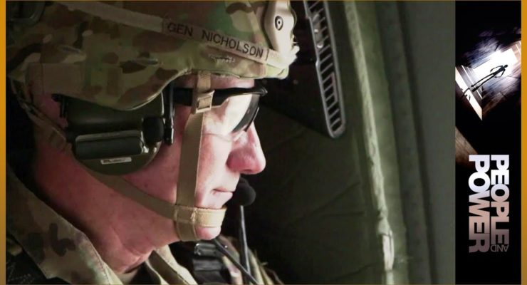 On Memorial Day, US Troops still Dying in Afghanistan but 1/2 the Country is Lost