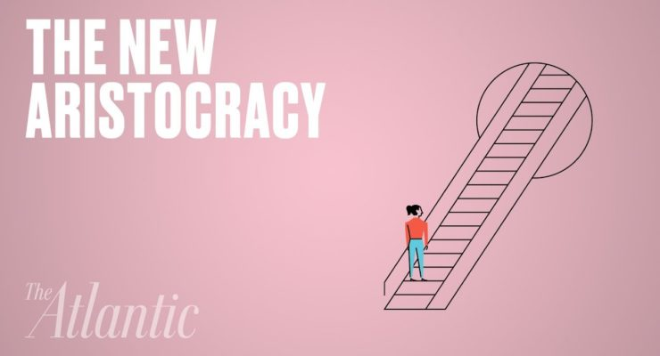 The New American Aristocrats: Growing Inequality threatens Democracy (Atlantic Video)