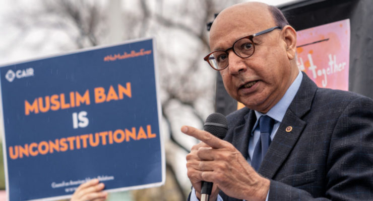 Is Trump's Iftar Party for Muslim envoys an attempt to Sway SCOTUS on Muslim Ban?