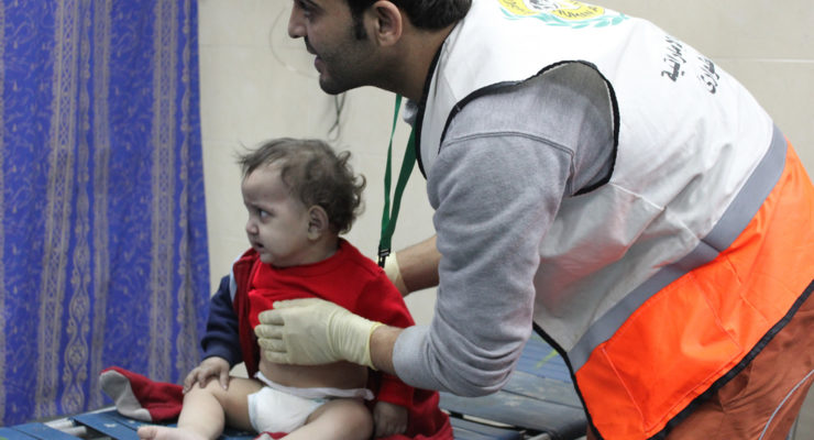 Gaza's Infant Mortality increased in past Decade; 6 Times Israel's, Twice Jordan's