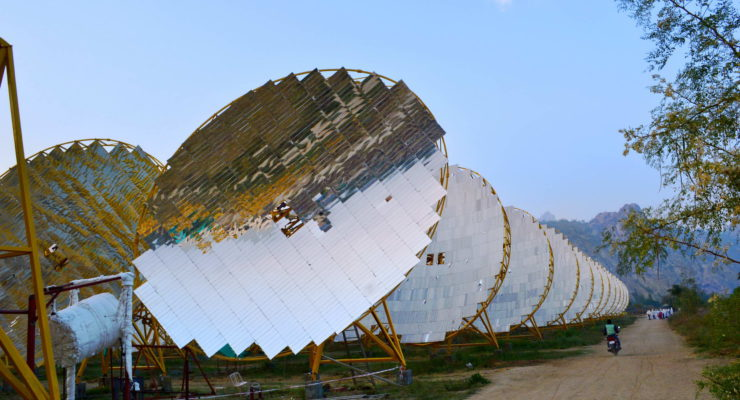 """The Light of a Thousand Suns:"" India has 5 of World's largest Solar Farms, Plans Huger"