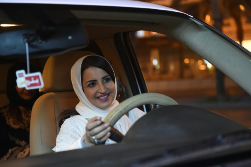 At Midnight, Riyadh Erupts in Cheers for Women Drivers–but Women Activists still in Jail