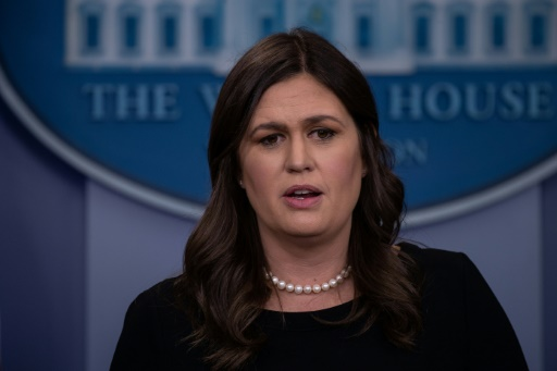 Sarah Sanders complains about not being served in Restaurant after Urging same Treatment of Gays, Immigrants