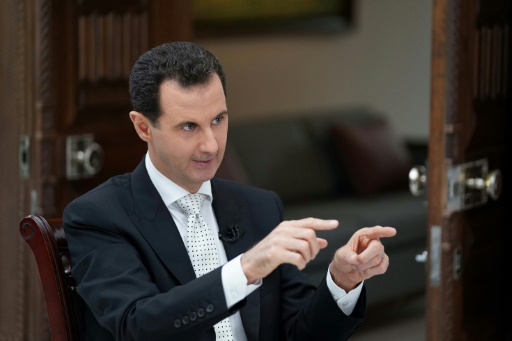 Syria's Assad gives Kurds option of Negotiation or War, Demands US Leave