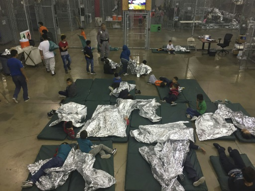 At US Border, Children Still 'crying and screaming' for Mothers