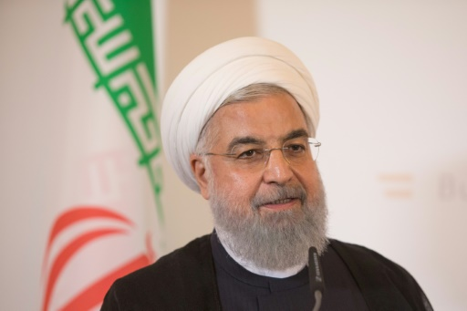 Sudden Shift in Iran as Hardliners back Centrist President Rouhani