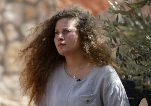 Palestinian Teen Ahed Tamimi:  Israelis should put Selves in My Place, Recover their Humanity