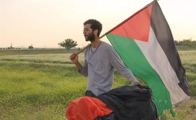 Israel bans Swedish Activist Entry after 11-month Walk to Palestine