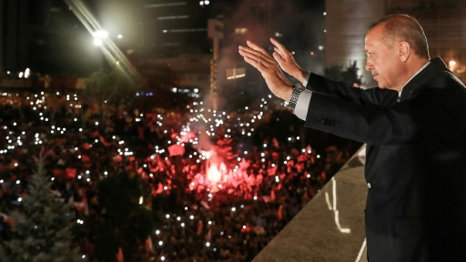 Top Five Foreign Policy Challenges Turkey's Pres. Erdogan Faces in New Term