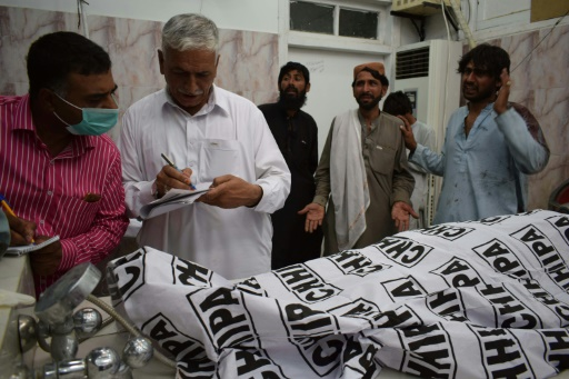 Pakistanis Mourn as Extremists attack Democratic Elections, killing 128