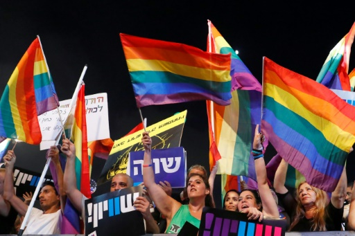Israel: Thousands Rally against Discrimination toward Gays