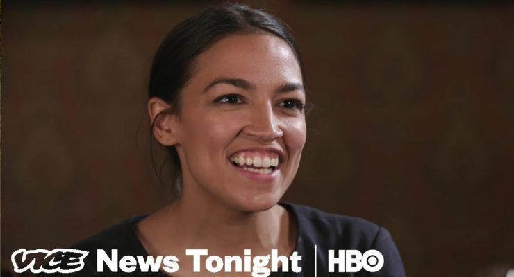 Not Extreme: Sanders' and Ocasio-Cortez's Leftism has been core to the Democratic Party