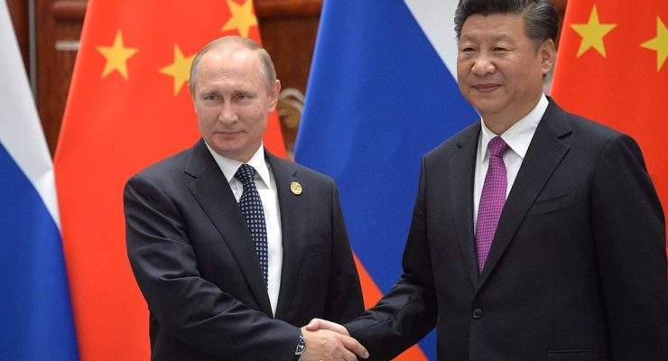 Tripolarity:  Are Trump, Putin & Xi Divvying up the World?