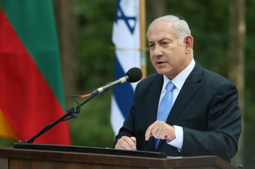 Israeli PM Netanyahu Courting Right to Split Europe, Stop Palestinian State