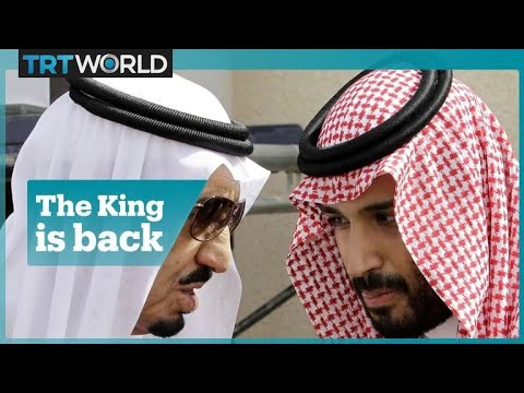 Saudi King overrules Crown Prince, Rejects Trump's Sell-Out of Palestinians