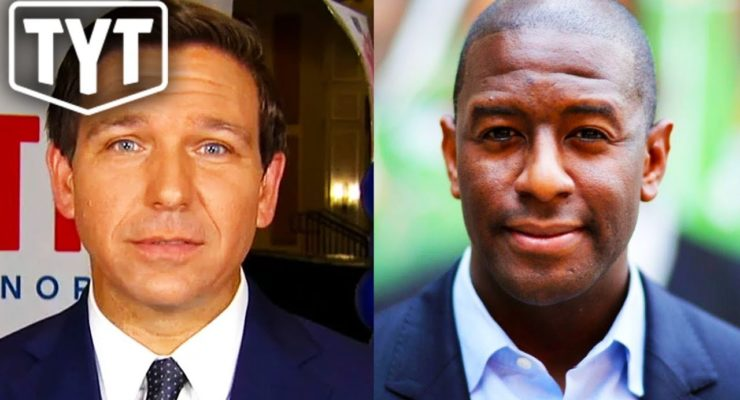 "Top 7 Reasons Progressive Andrew Gillum can Defeat ""Monkey it Up"" DeSantis"