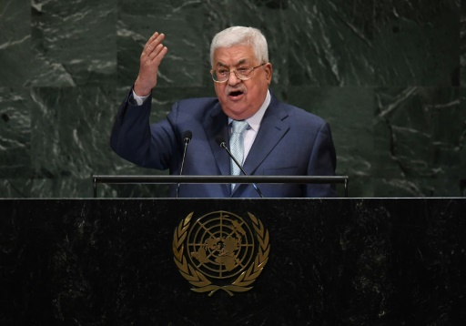Palestine President Abbas:  Trump's US too biased to Mediate Mideast Conflict