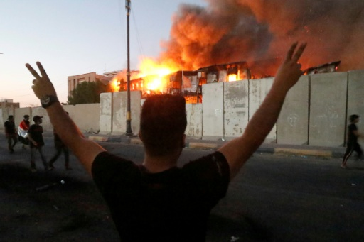 Is Iraq Collapsing? Basra Protests of Dirty Water have sent 30,000 to Hospital, Green Zone Bombarded