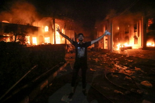 Iraq: Basra Protesters Torch Iranian Consulate in ongoing Water Protest