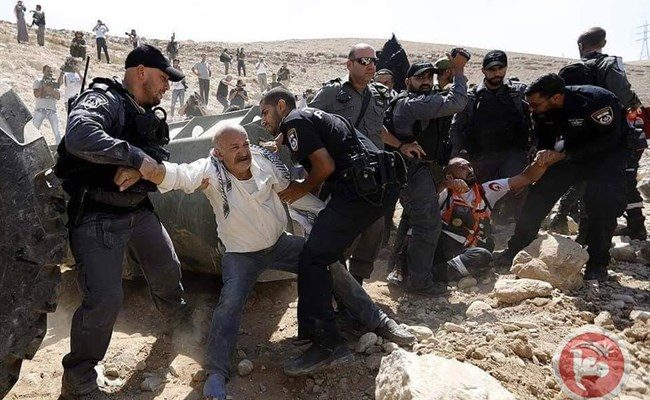Israeli Eviction Occupied Khan al-Ahmar Residents is a War Crime: Int'l Court