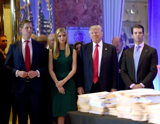 Trump Clan Accused of Enticing the Poor to Invest in Sham Business